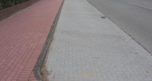 Parkstreifen